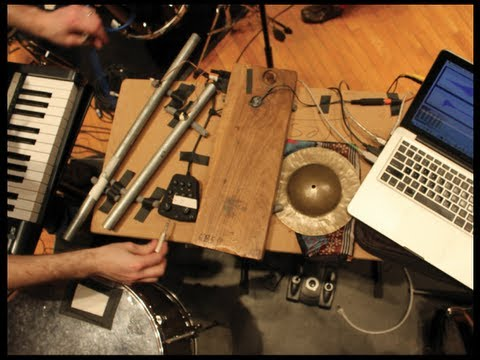 So Percussion: neither Anvil nor Pulley by Dan Trueman