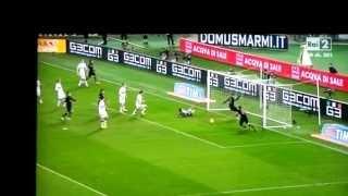 Roma-Sampdoria 1-0 GOL TOROSIDIS