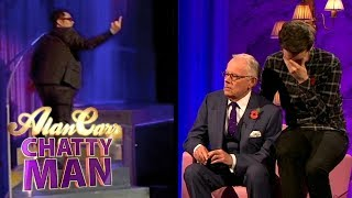 Jack Whitehall's Dad Makes Alan Carr Walk Off Stage | Alan Carr: Chatty Man