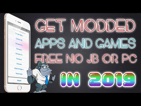 GET MODDED GAMES AND APPS FREE IN  / NEW METHOD FOR HACKED APPS/GAMES , ++ APPS AND TONS MORE !!