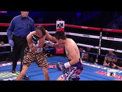 Golden Boy Promotions Presents: Diego De La Hoya vs Rocco Santomauro