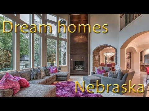 Luxury mansions for sale in Nebraska. Dream houses in Nebraska. Luxury mansions.