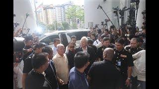 Najib hadir beri keterangan kali kedua