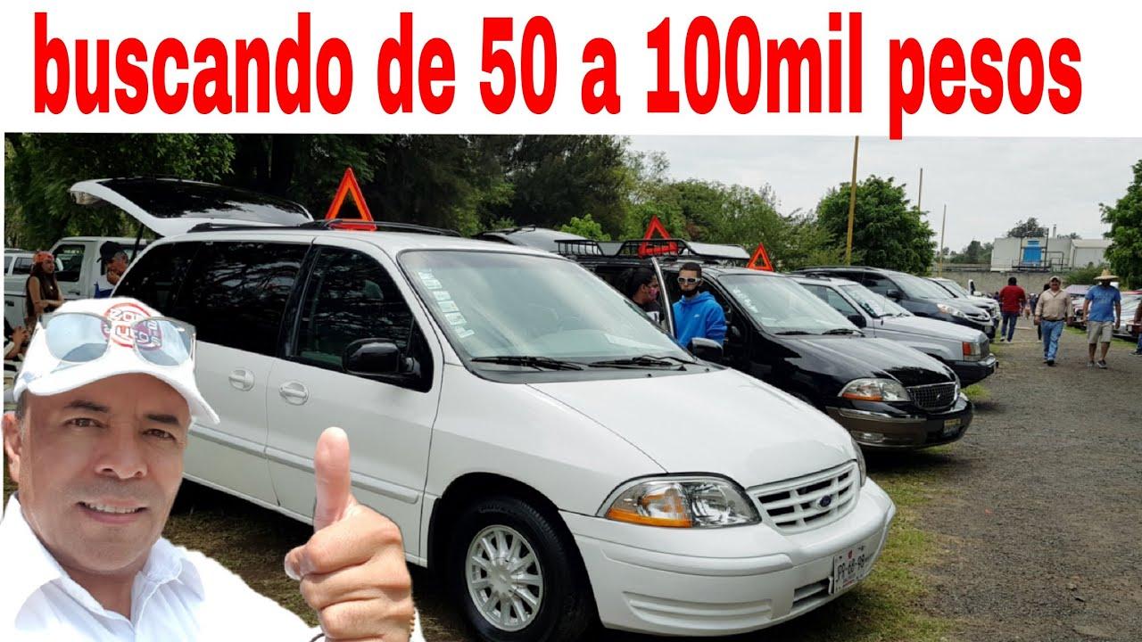 camionetas en venta FAMILIARES MINIVAN SUV menos de 100mil pesos coches en venta ford chevrolet