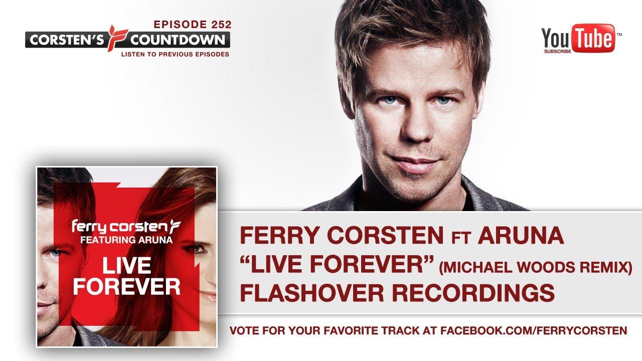 ferry corsten countdown vote