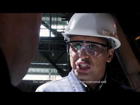 Ahmed Mahrou – Vice-Président Jorf Lasfar Centre , Opérations Industrielles
