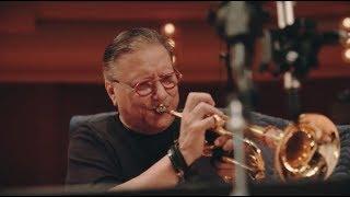 Arturo Sandoval Records Christmas Album at Notre Dame