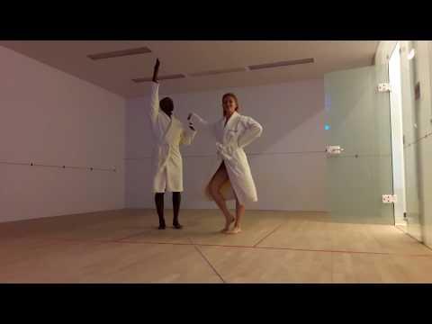 Ghetto Zouk Dance vs Kizomba wellness boot camp in Prague