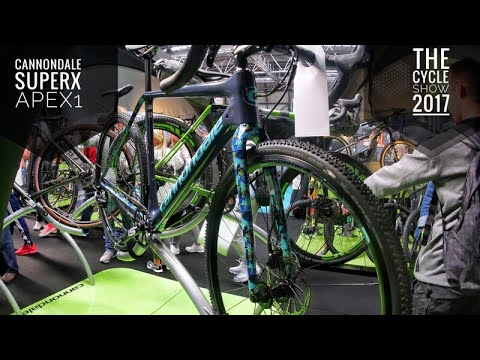 Cannondale SuperX Apex1 - The Cycle Show 2017