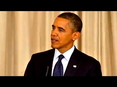 Barack Obama: Israel Has Right To Defend Itself
