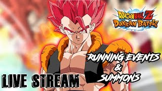 250MIL DOWNLOAD HYPE!!! RUNNING EVENTS | POSSIBLE YOLO'S  | DRAGON BALL Z DOKKAN BATTLE
