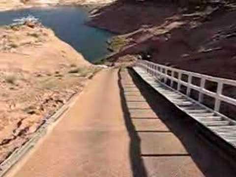 Trip down to Dangling Rope Marina - YouTube
