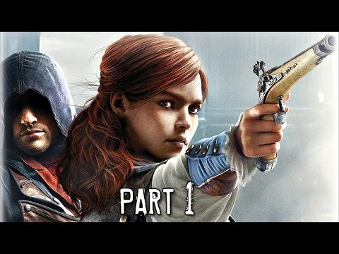 Assassins Creed Unity Walkthrough Gameplay Part 1 - Memories (AC Unity)