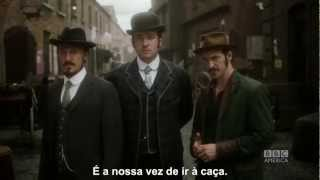 Ripper Street [TRAILER LEGENDADO]