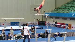 Tan Jiaxin - UB Qual - 13th Chinese National Games 2017 Tianjin