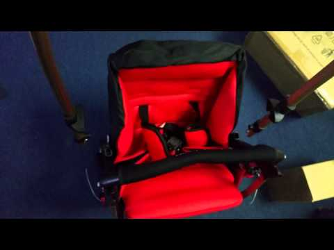 Beau Tech Baby Stroller (Unboxing and Assembly)