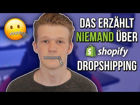 Das Hat Dir Noch Niemand Über Shopify Dropshipping Erzählt... (Steuern, Gewerbe,...) 🤭 thumbnail