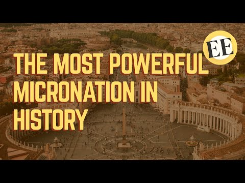 The Weird and Wonderful Economy of Vatican City