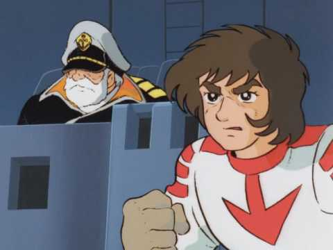 Star Blazers S01E04   Test Warp To Mars