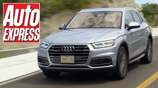 New 2017 Audi Q5 review: is Audi's SUV excellence exciting enough?