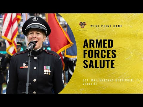 Armed Forces Salute Medley | West Point Band