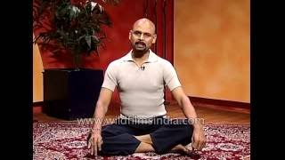 Om chanting cures snoring problem : Yoga in India