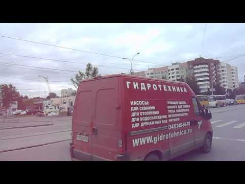 В Екатеринбурге маршрутку арестовали прямо на остановке
