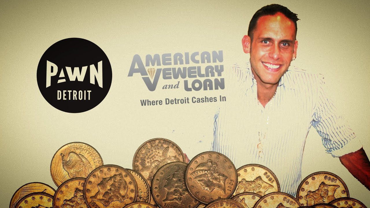 Interview of hardcore pawn and pawn detroit youtube for American jewelry and loan 8 mile detroit