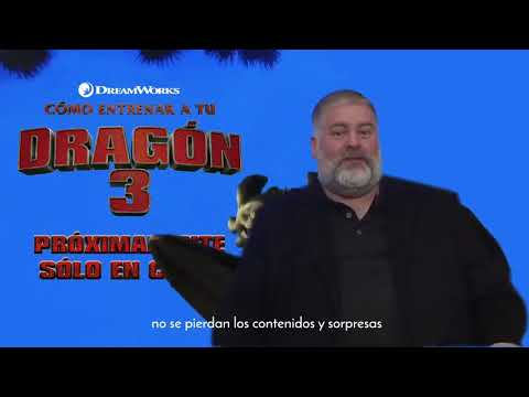 A Message from Dean Deblois director of How To Train Your Dragon The Hidden World Mp3