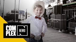 Walmart Yodeling Boy Turned Down a Post Malone Coachella Performance