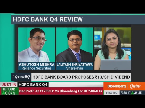 Q4 With BQ: HDFC Bank Q4 Analysis