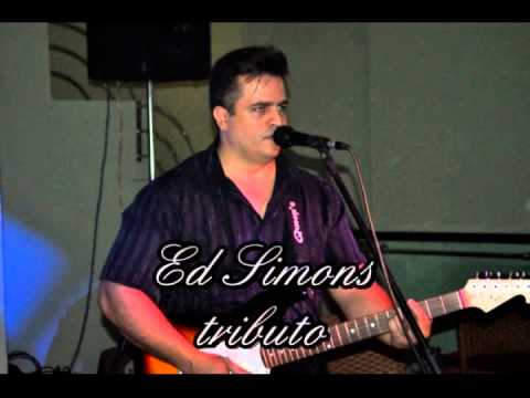 Ed Simons tributo a Elvis Presley II ( because of love )