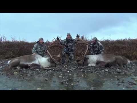 Caribou Hunting In Alaska - KUIU Hunting Films