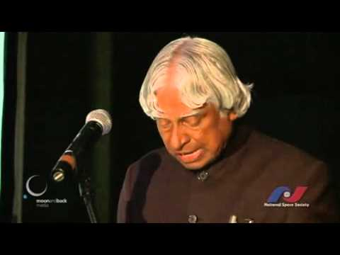 The People of NewSpace NSS Awards Gala Honoring Dr  A P J Abdul Kalam Full video