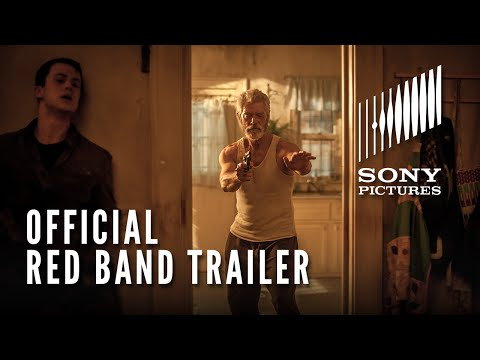 DON'T BREATHE - Official Red Band Trailer (In Theaters August 26)