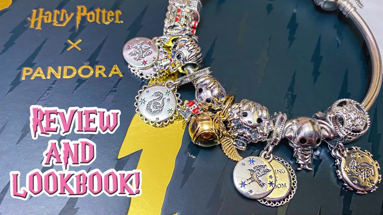 bracelet pandora harry potter