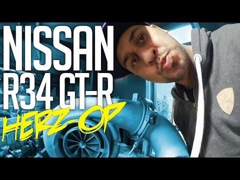 JP Performance - Nissan R34 GT-R | Die RB26 Herz-OP