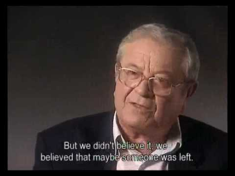Holocaust Survivor Testimony- Total Loss