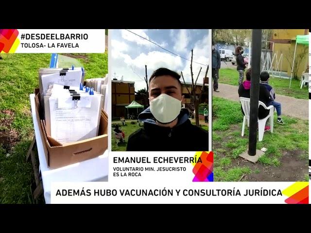 UNIVERSIDAD  DESDE EL BARRIO  TOLOSA