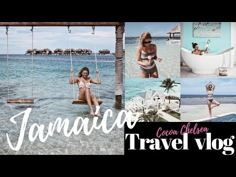 Jamaica Travel Vlog |  Sandals Resort - Oct 2017 | COCOA CHELSEA