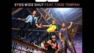 JLS Ft Tinie Tempah - Eyes Wide Shut (Liam Keegan Remix) Edit