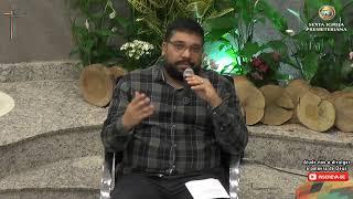 Estudo Bíblico - Juízes 16 - Pr. Tiago Lang - 09-07-2020