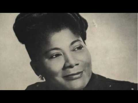 Mahalia Jackson on Folk Singers In America