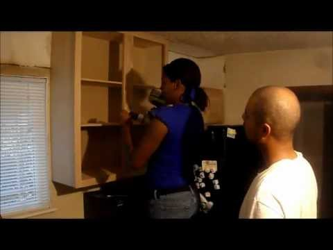 do-it-yourself---kitchen-remodel-part-v---installing-kitchen-cabinets