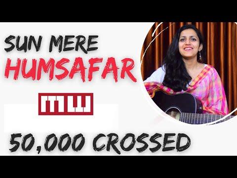 Sun Mere Humsafar Guitar Lesson | Guitar Chords | Easy Lesson (Badrinath Ki Dulhania)