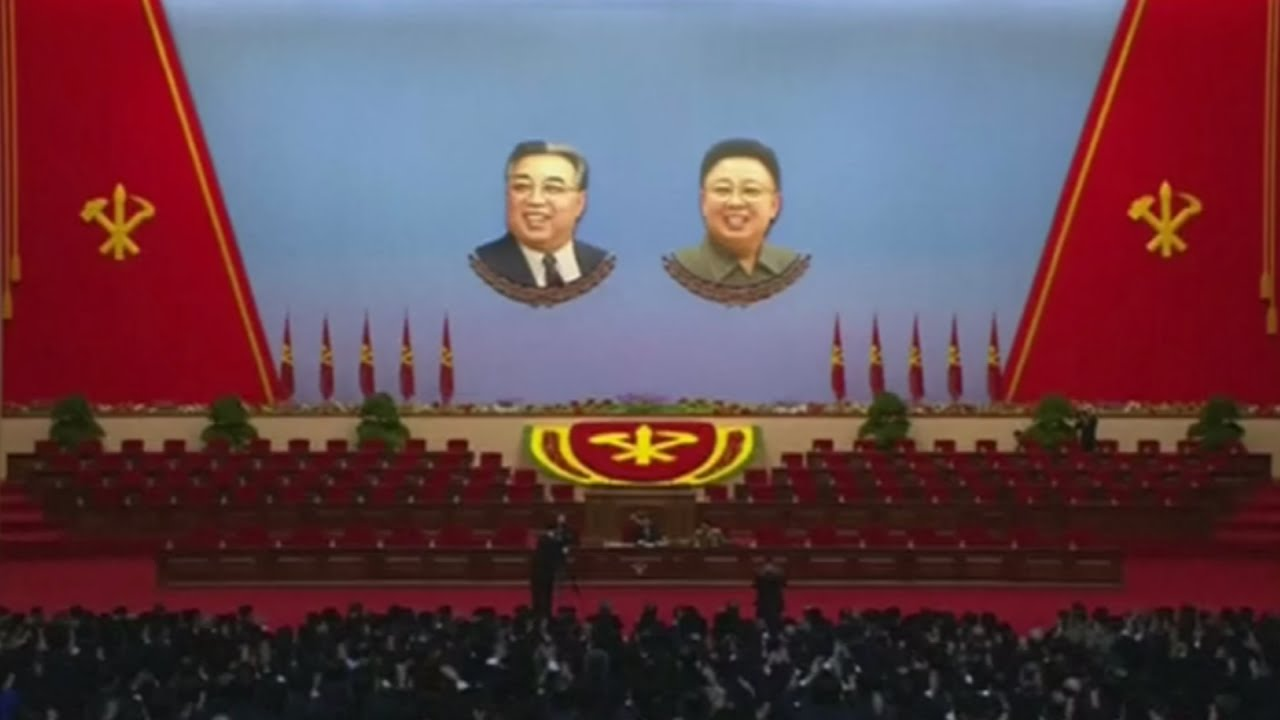 Journalists Not Allowed Inside North Korea Workers Party Congress Youtube