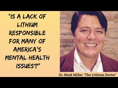 Lithium-Orotate-Mark-Millar-Lithium-Doctor-Discusses-Mental-Health-Lithium- Orotate-Teresa-Kuhn