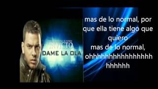 Tito el Bambino - Dame la ola (LETRA)