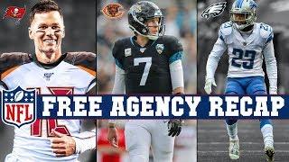 2020 NFL Free Agency Recap