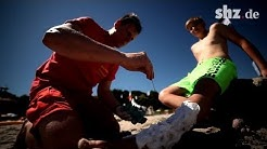 Diese Gefahren lauern am Strand